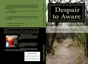 Despair to Aware paperback cover